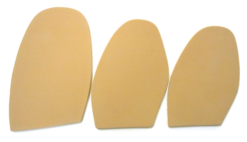 Fabricante de planchas de caucho para calzado