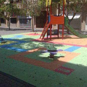 Fabricante de planchas de caucho pavimentos infantiles